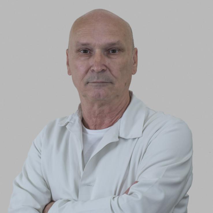 Poznati radiolog Rukib  Mulalić