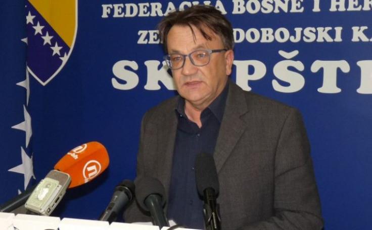 Direktor KUIP-a ZDK  Šemsudin Muhić