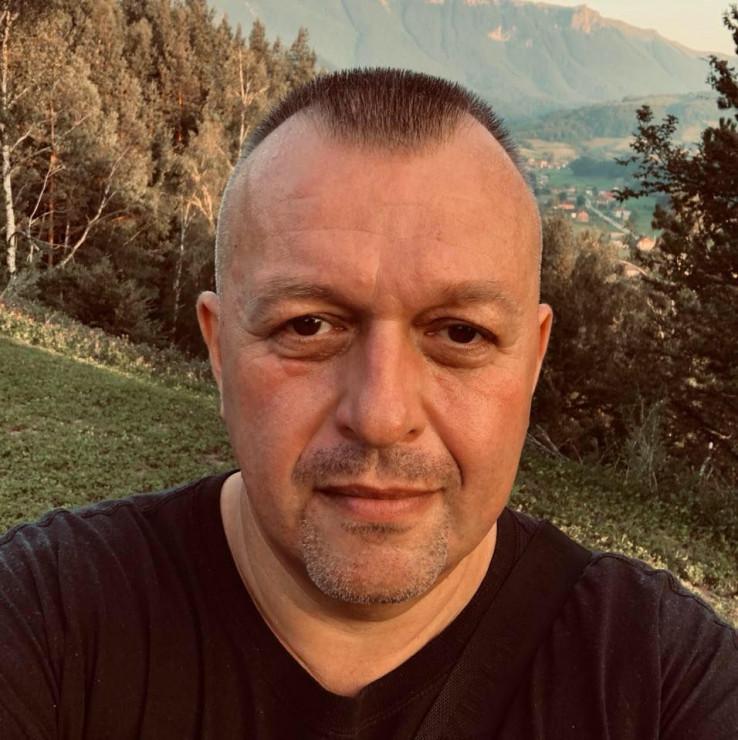 Biznismen Almer Hašimbegović