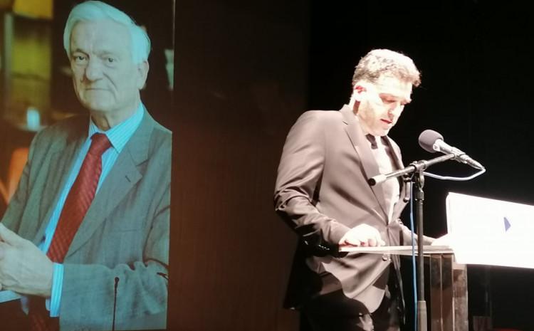 Obraćanje Danisa Tanovića na komemoraciji