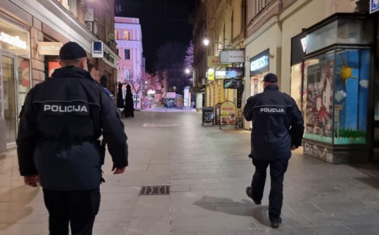 Krizni štab FBiH na današnjoj sjednici odlučuje o pomjeranju policijskog sata