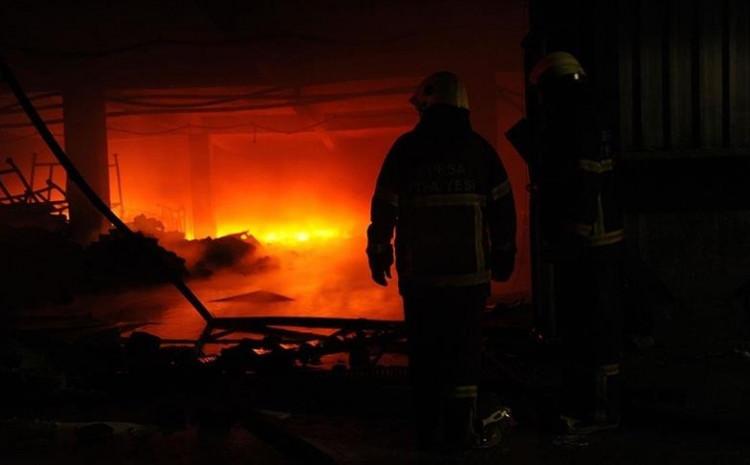 Škola u kojoj je izbio požar nalazi se na jugoistočnoj periferiji Niameja