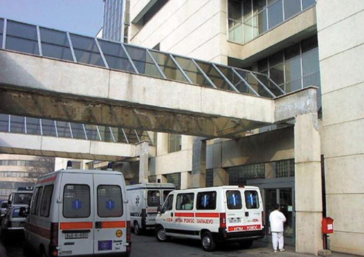 Klinički centar univerziteta u Sarajevu