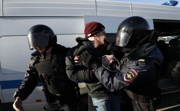 Hapšenje novinara