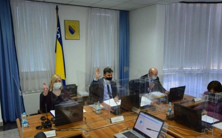 Sjednica Vlade FBiH počinje u 10:00 sati