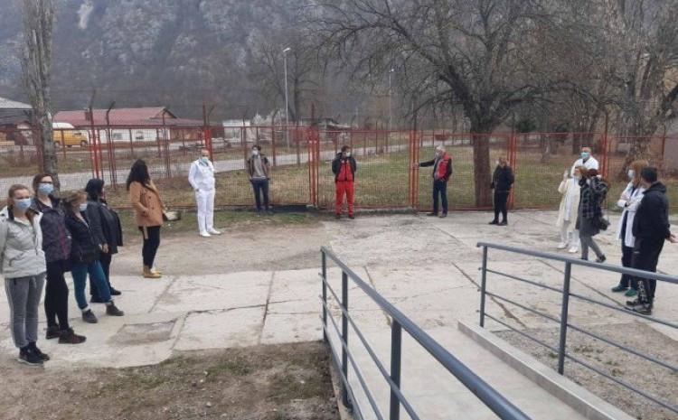 Radnici Doma zdravlja u Drvaru stupili u generalni štrajk