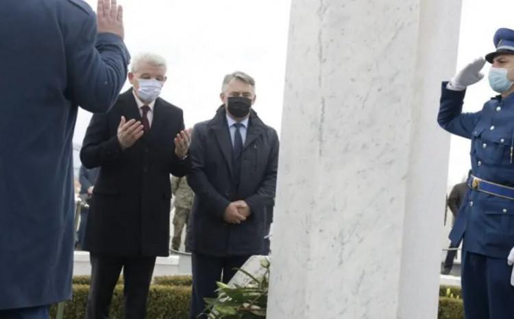 Šefik Džaferović i Željko Komšić