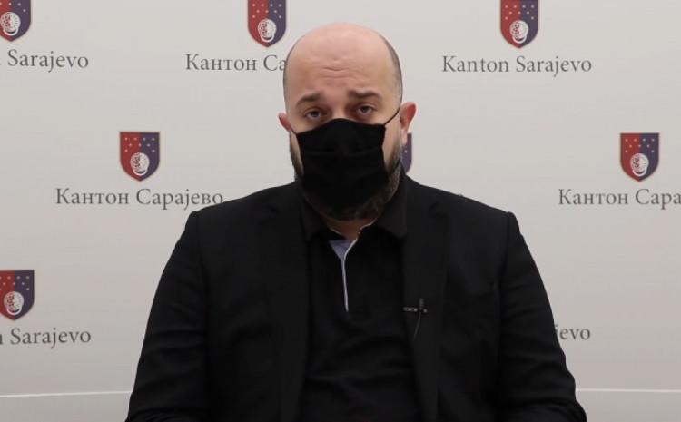 Adnan Šteta, ministar saobraćaja KS