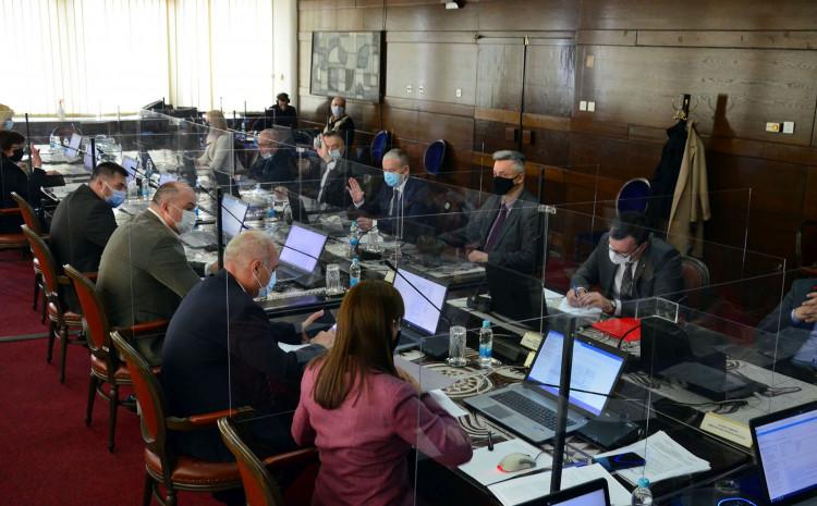Sjednica Vlade FBiH održana u Sarajevu