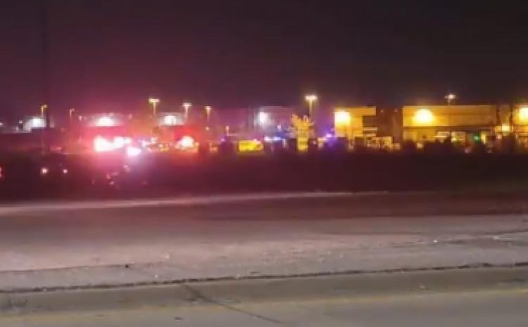 Policija je stigla u skladište FedEx-a
