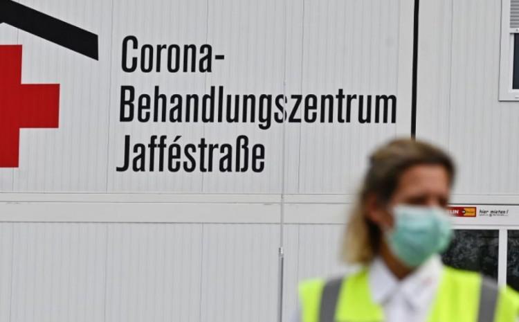 Raste broj novozaraženih u Njemačkoj