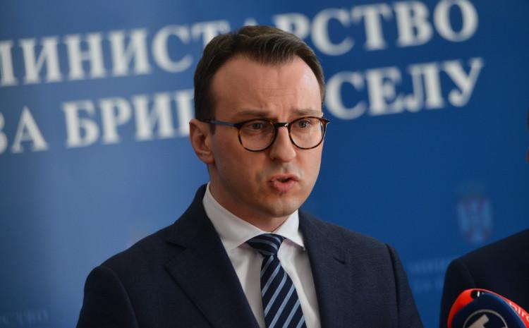 Petkoviću zabranjen ulaz na Kosovo