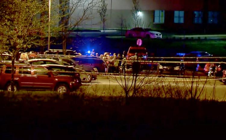 Osam osoba je ubijeno u pucnjavi u SAD