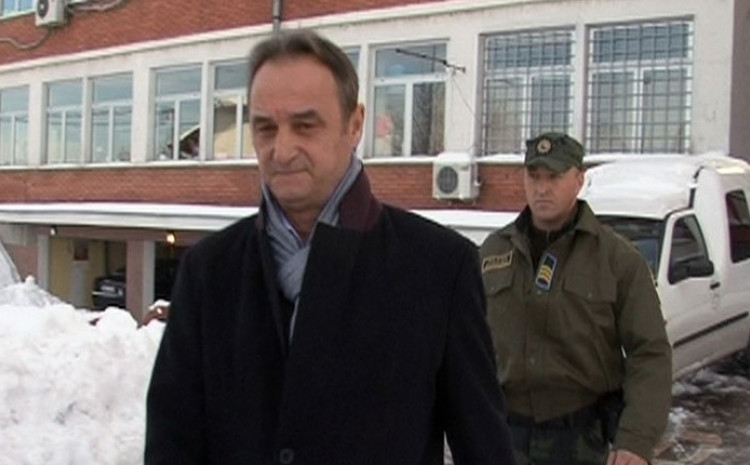 Jovičić: Uhapšen zbog korupcije