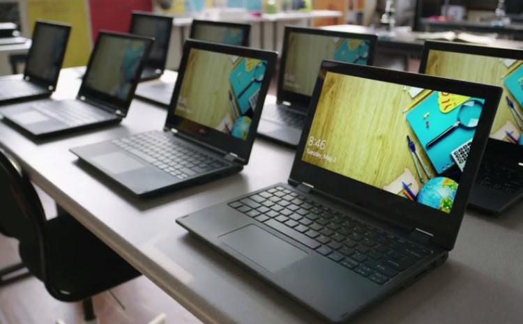 Osnovnim školama je donirano 70 laptopa