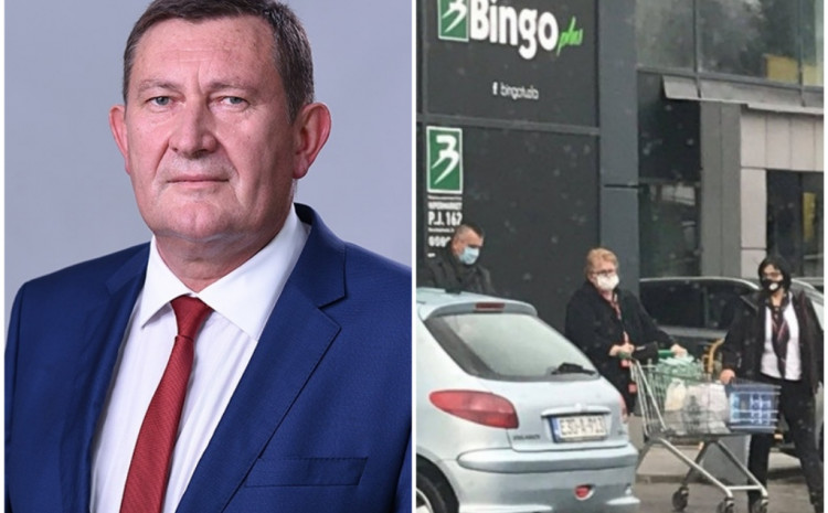 Ministar Vojin Mitrović odbio službenu pratnju i vozača, dok ministrica Turković u šoping ide pod pratnjom i službenim automobilom