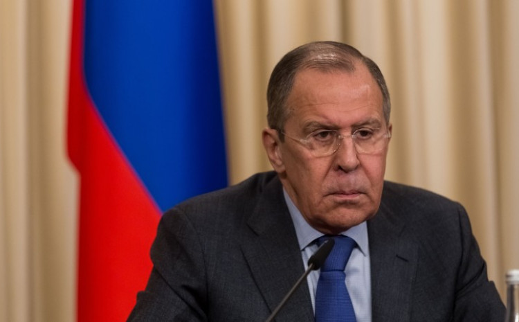 Lavrov: Moscow will also blacklist eight US top officials and will toughen the rules of work for the US diplomats in Russia