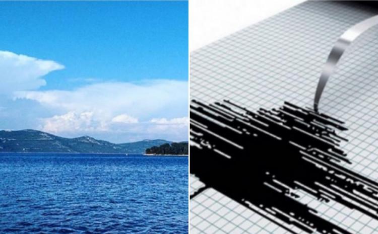 Zabilježen zemljotres u Jadranu