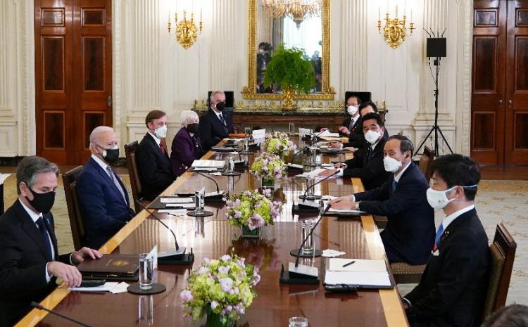 Sa sastanka u Bijeloj kući