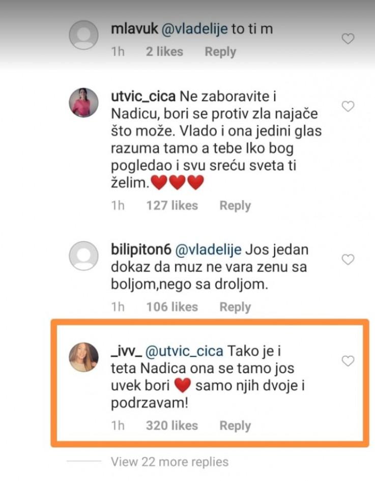 Status Ivane Aleksić