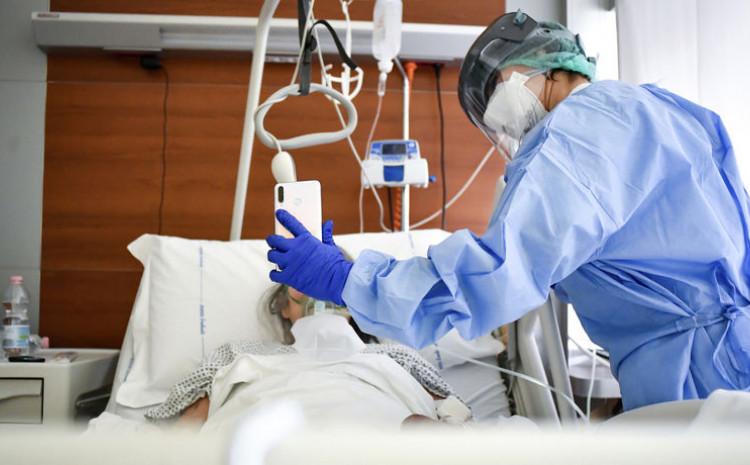 Na respiratoru je 15 pacijenata