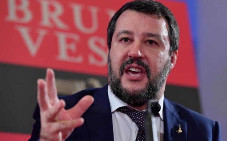 Salvini: Suđenje počinje 15. septembra