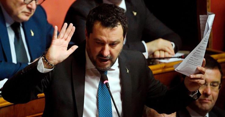 Salvini: Poručio kako je siguran da je uradio ispravnu stvar