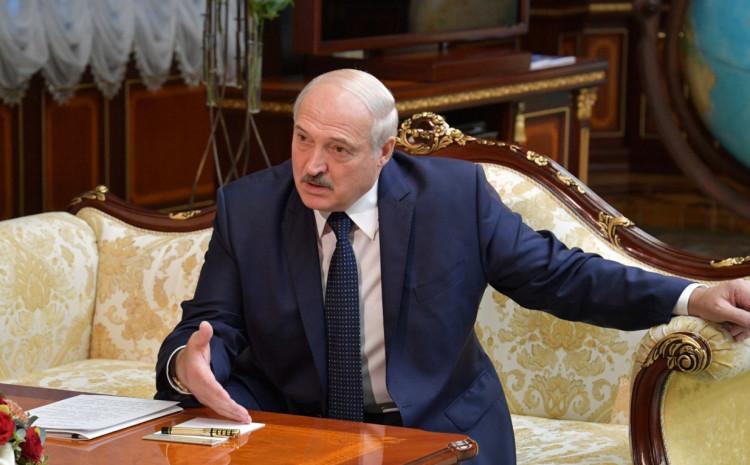 Lukašenko: Planirana njegova likvidacija