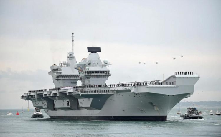 Ratna ekspedicija kreće ka Crnom moru
