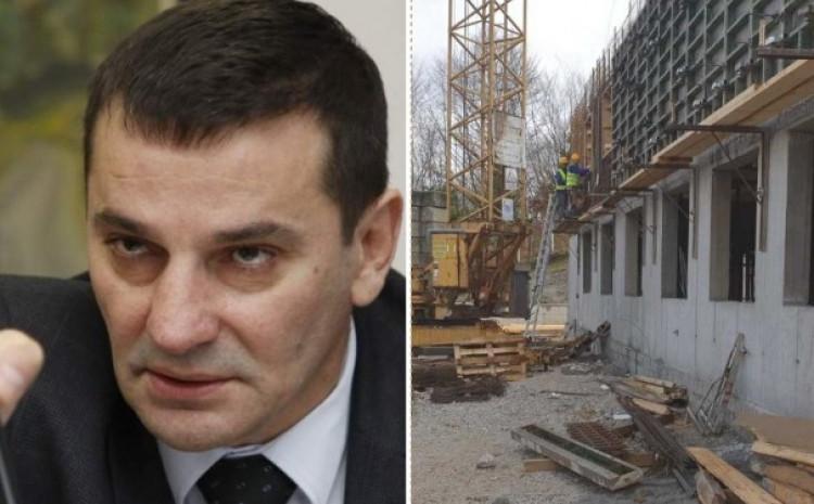 Direktor Faruk Zupčević  napominje da su na Igmanu prešli na kupovnu vodu