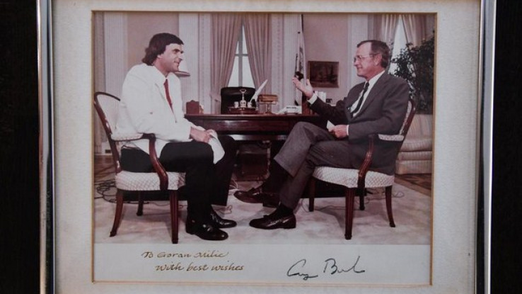 Intervju s Džordžom Bušom Starijim