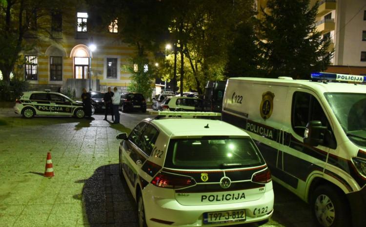 Policija oko ponoći privela Marokanca