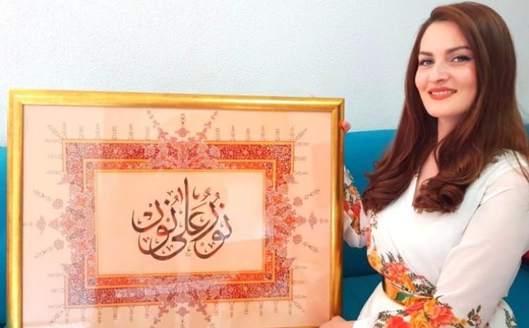 Tahirović-Hadžić: Planira se u potpunosti posvetiti kaligrafiji