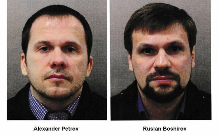 Aleksandar Petrov i Ruslan Boširov