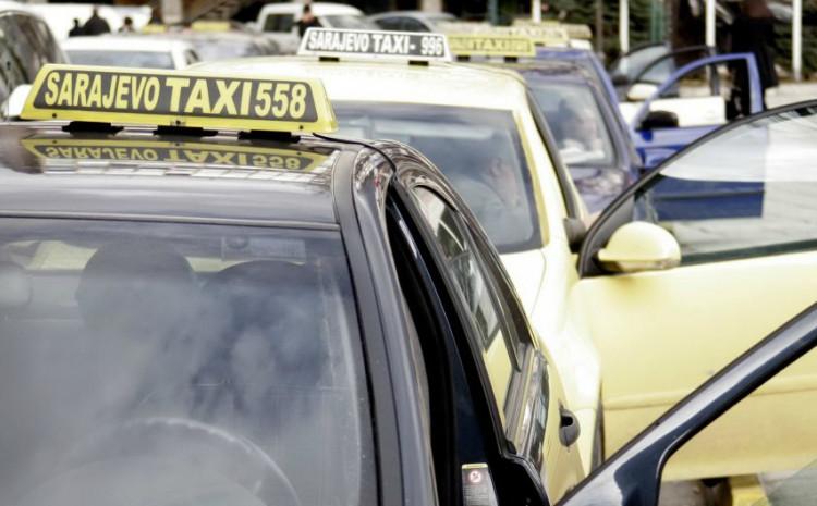 """""""Sarajevo-taxi"""": Na usluzi građanima 24 sata dnevno"""