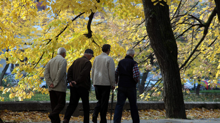 Najmanje, 103 KM dobit će oni čija je penzija između 776 i 1.035 KM