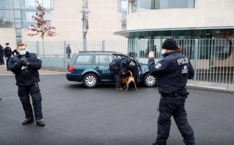 Policija uhapsila osumnjičenog