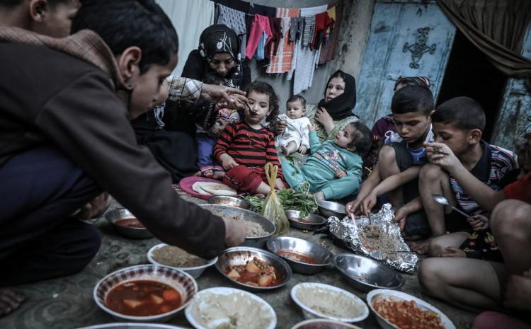 Pojas Gaze: Muslimani obilježavaju ramazan uprkos teškim životnim uvjetima