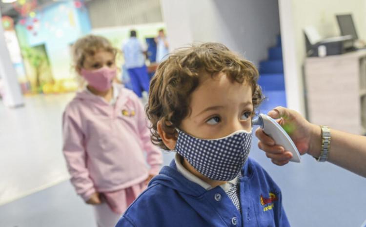 U Beogradu na respiratoru osmogodišnjak, beba stara 12 dana hospitalizirana