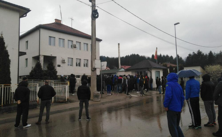 Protesti u Crnoj Gori