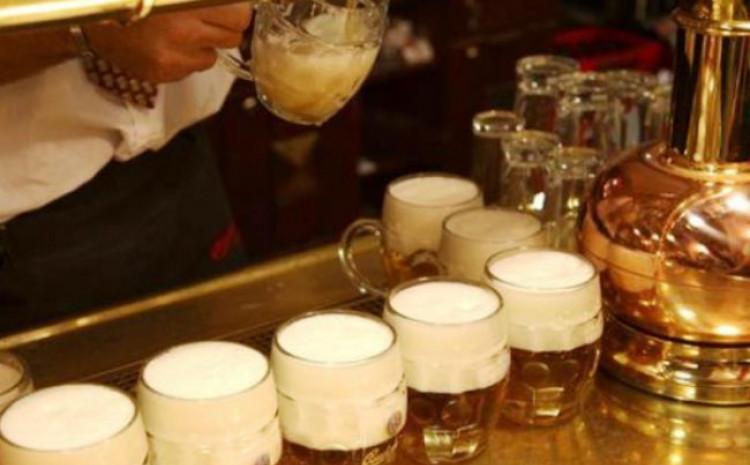 Drastičan pad konzumacije i izvoza piva u Češkoj