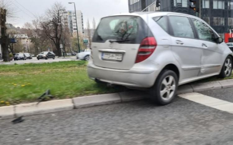 Na vozilima je pričinjena materijalna šteta