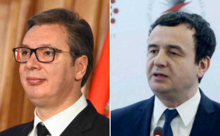 Vučić i Kurti