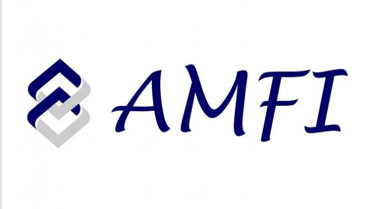 Logo Udruženja mikrokreditnih organizacija u BiH – AMFI