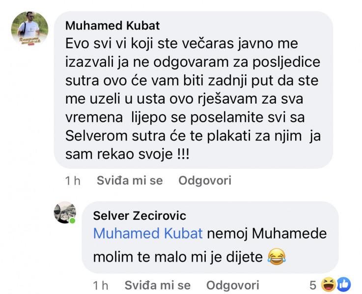 Prijetnja Muhameda Kubata