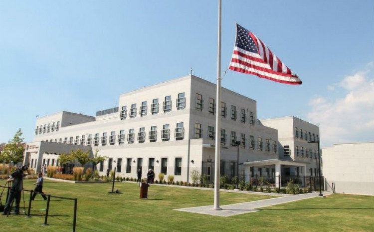 Ambasada SAD: Jasan odgovor