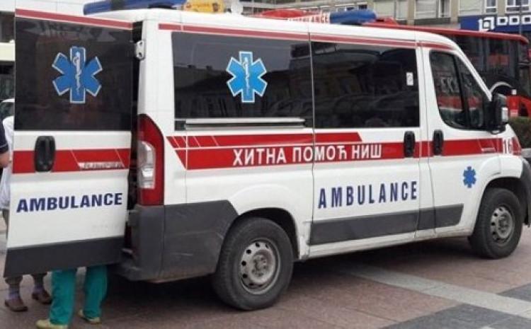 Nesreća u Srbiji