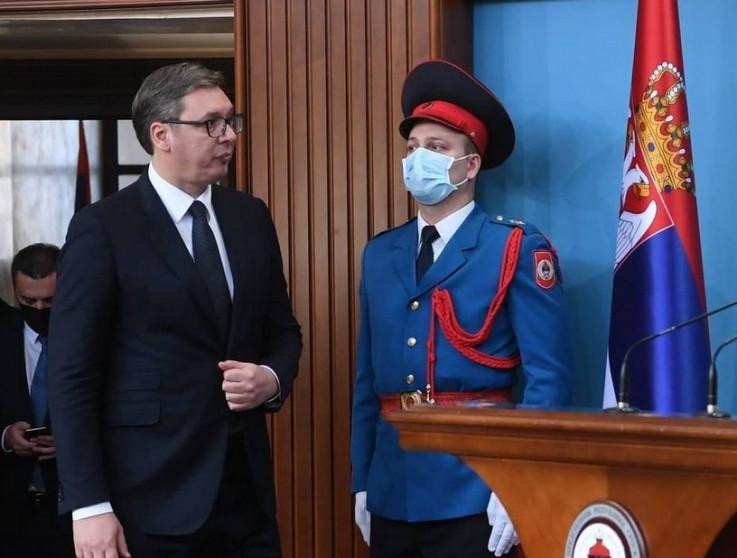 Vučić u Banjoj Luci