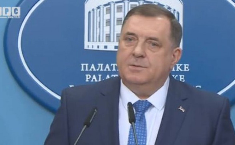 Obraćanje Milorada Dodika