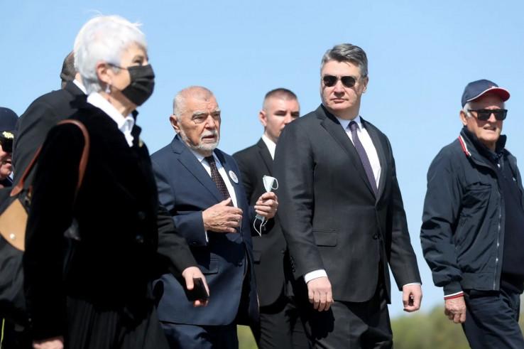 Delegacija u Jasenovcu